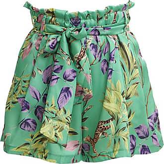 Sugarfree Floral printed high waist shorts
