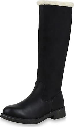 Scarpe Vita Women Winter Boots Warm Lined 152541 Black UK 5.5 EU 39