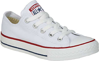 Converse Optical White Converse Chuck Taylor All Star OX Women Canvas Trainer Low Tops size 6 UK