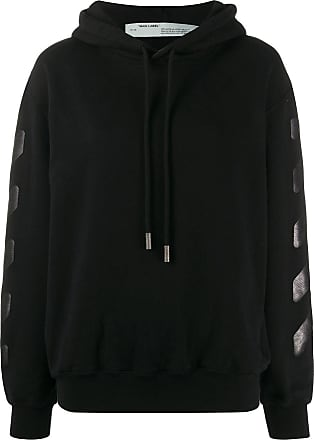 Off-white Diag oversized hoodie - Black