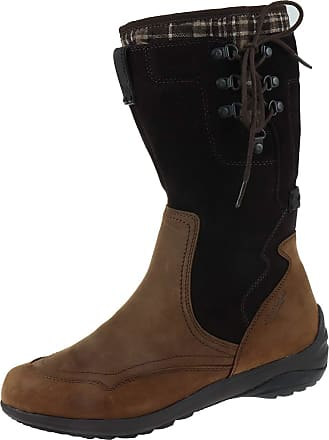 Mephisto Womens Seddy Nubuck Boots