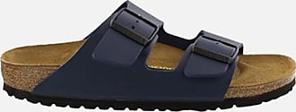 Birkenstock Arizona slippers blauw
