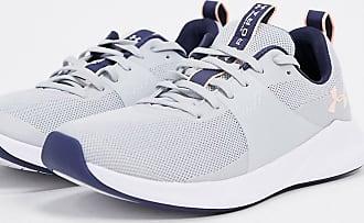 Under Armour Training Charged Aurora - Sneaker in Grau und Weiß