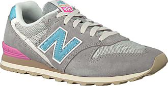 New Balance Graue New Balance Sneaker Low Wl996