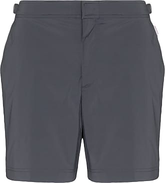 Orlebar Brown Short de natação Bulldog - Cinza