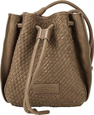 Liebeskind Womens Santa Fe - Beltbag Satchel Bag, Green (Dusky Olive), 8x22x19 Centimeters (B x H x T)