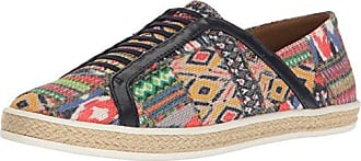 Aerosoles Womens Fun Town Fashion Sneaker, Multi Fabric, 5.5 M US