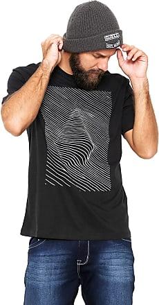 Volcom Camiseta Volcom Troppographical Preta