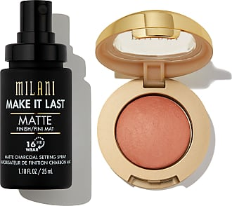 Milani Cosmetics Milani | Mini Baked Blush + Matte Setting Spray