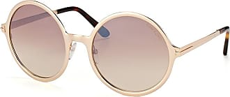 Runda Solglasögon − 1231 Produkter från 128 Märken  ecde7a444fb0a