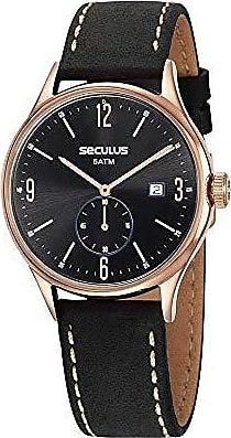 Seculus Relógio Seculus Masculino Ref: 13039gpsvrc3 Clássico Rosé