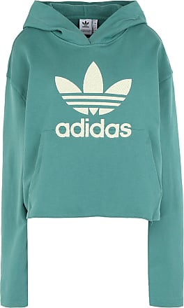 Sweat shirt sweat pull Adidas homme couleur menthe T S