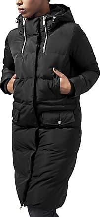 Urban Classics Womens Ladies Bubble Coat, Black (Black 7), XS