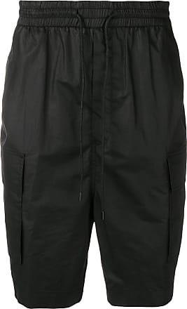 Juun.J cargo shorts - Preto