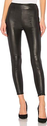 LPA Leather Legging 613 in Black