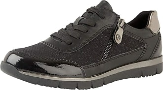 Lotus Denali Womens Casual Lace-Up Trainers 6/39 Black