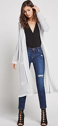 BCBGeneration Distressed Stretch Boyfriend Jean