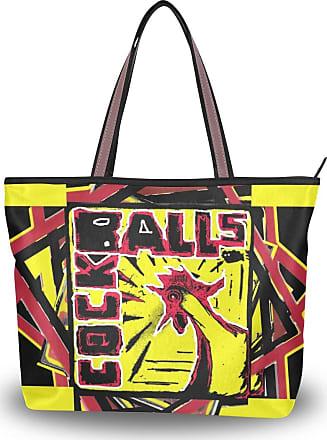 Lorona Women Cock Balls New Star Copy Canvas Shoulder Hand Bag Large Capacity Tote Bag