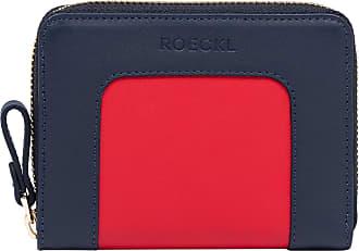 Roeckl Amelie Portemonnaie Midi - navy/red - Midi