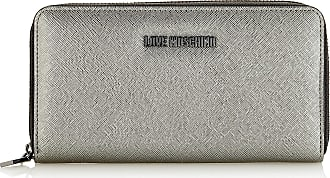 Love Moschino Jc5552pp16 Womens Wallet, Silver (Fucile), 3x11x20 centimeters (W x H x L)