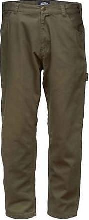 Dickies Fairdale Carpenter Pant Dark Olive - 32W/32L