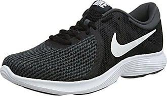 huge selection of 64338 2caac Nike Wmns Revolution 4 Eu, Scarpe da Running Donna, Nero (Black/White