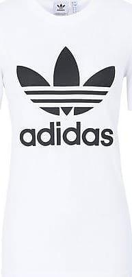 Adjunto archivo Explicación Persistente  Camisetas Blanco de adidas para Mujer | Stylight