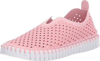 Ilse Jacobsen ILSE JACOBSEN Womens Damen Sneaker Flach, TULIP3275 Trainers, Pink (Adobe Rose 378), 4 UK