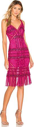 X by NBD Sadie Midi Dress in Pink