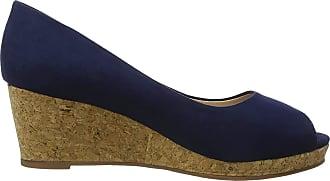 Lotus Womens Odina Espadrilles, Blue (Navy De), 3 (36 EU)