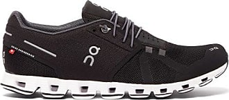 On Cloud Mesh Running Trainers - Mens - Black