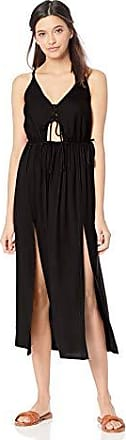 ONEILL Womens Cory Midi Open Back Cover Up Dress