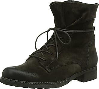 Gabor Shoes 92.785.49 Damen Biker Stiefel, Grau (dunkelgrau (Mel.) 0205fa7d90