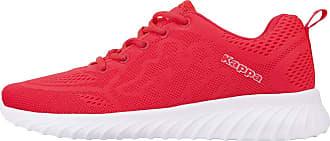 Kappa Womens Affel Low-Top Sneakers, Fr Pink White 2810, 6 UK