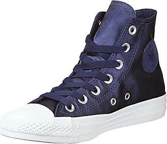 Converse Damen Chuck Taylor All Star High Hohe Sneaker Blau  Dunkelblau Weiß c0dfde1af9