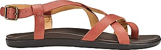 Olukai Upena Sandals - Womens Cedar Wood/Dark Java 6