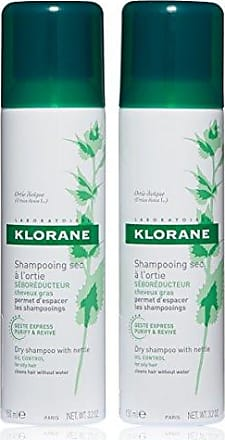 Klorane Dry Shampoo with Nettle Duo