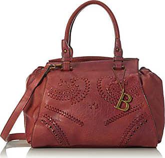 f49bbc32b Bulaggi Izaks Handbag, cartera Mujer, Rot, 24x15x30 cm (B x H T)