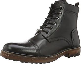 134fec8b070bfc Pepe Jeans London London Herren VIVEK BOOT Kurzschaft Stiefel Schwarz (Black  999) 46 EU