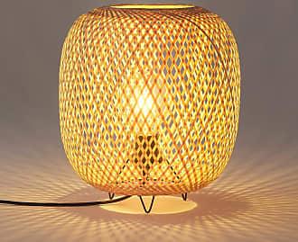 La Redoute Interieurs Tischlampe aus Bambus Katia - BEIGE - LA REDOUTE INTERIEURS