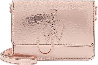 J.W.Anderson Logo Bag Copper Umhängetasche rosa