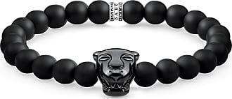 Thomas Sabo Thomas Sabo bracelet black A1777-916-11-L15,5