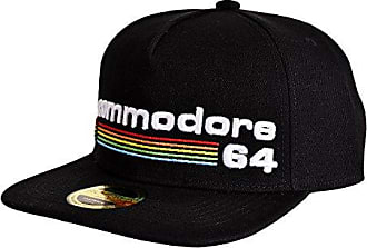 Bioworld Commodore 64 Embroidered Full Rainbow Logo Snapback Baseball Cap 41297cd680e
