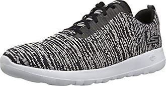 buy online 606bd 9fa83 Skechers Go Walk Max - Amazing Baskets Homme, Noir (Black White) 44.5