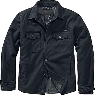 Brandit Lumberjacket Between-Seasons Jacket Black 3XL