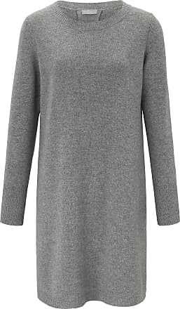 include Knitted dress in Pure cashmere in premium quality include grey