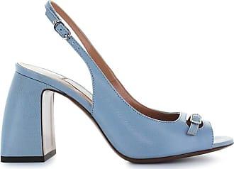 79b38f40b62 L autre Chose Womens Shoes Light Blue Slingback Sandal Spring Summer 2018