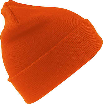 Result Woolly Thermal Ski/Winter Hat with 3M Thinsulate Insulation (One Size) (Hi Vis Orange)