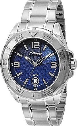 Condor Relógio Condor Esportivo Prata - Co2415ao/3a