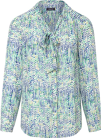 Basler Blouse long sleeves and polka dot print Basler multicoloured